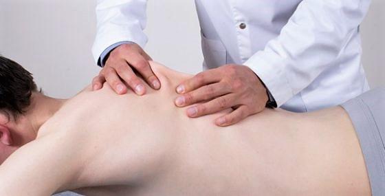 Остеопатия при остеохондрозе