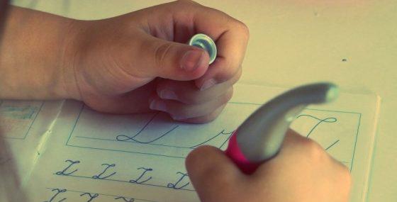 Дислексия и дисграфия у детей